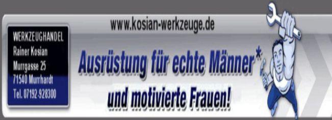 Kosian-Werkzeuge-Logo