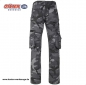 "Preview: Oyster Zunfthose ""Max"" Camouflage ohne Schlag, camo grau"