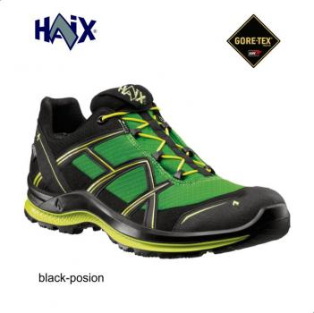 HAIX Black Eagle Adventure 2.1 GTX black-poison