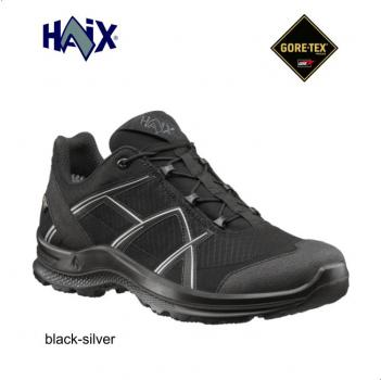 HAIX Black Eagle Adventure 2.1 GTX black-silver